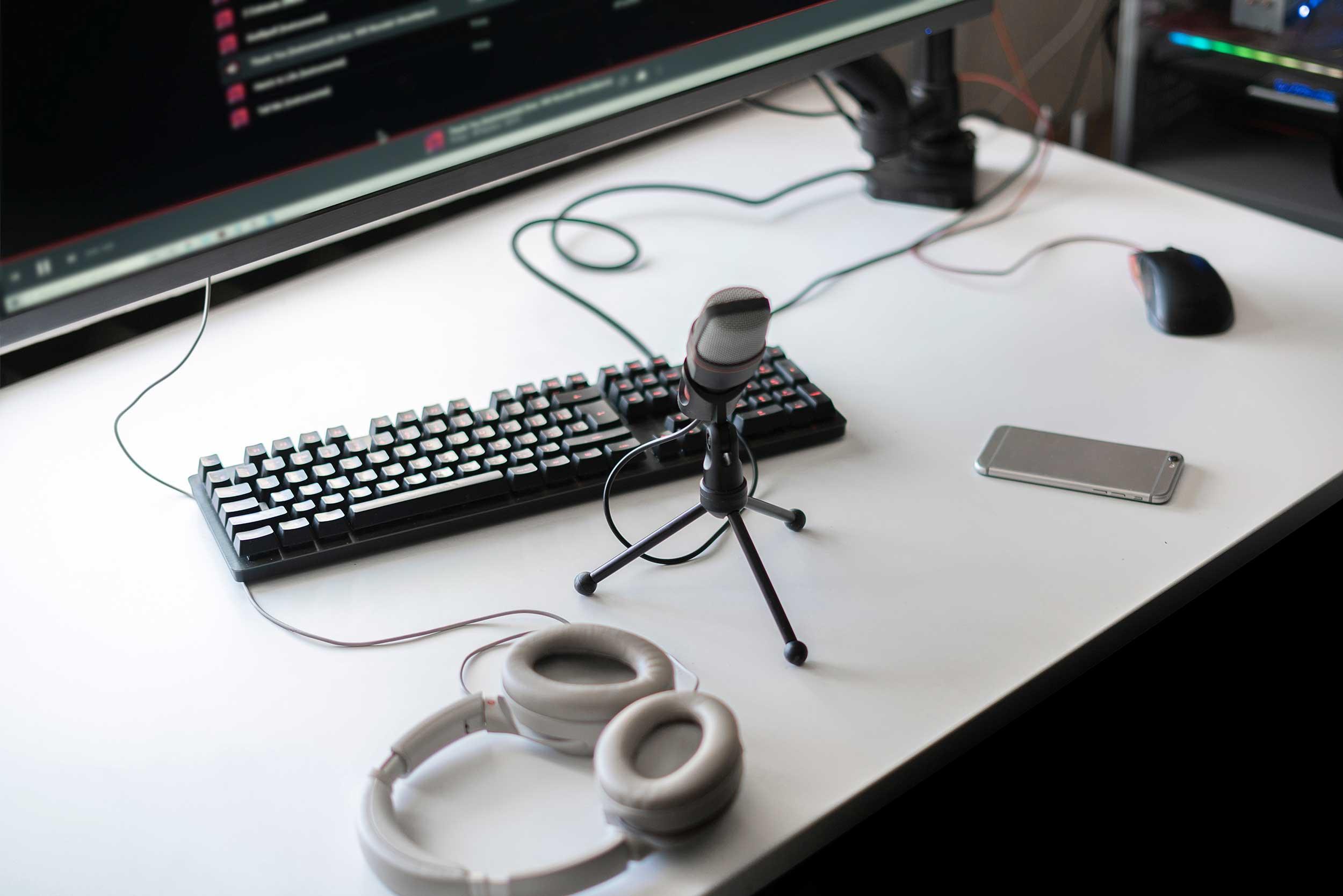 Microsoft Teams – Funktionstest: Mikrofon, Kamera und Lautsprecher
